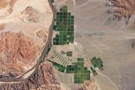 Irrigation Project along the Orange River