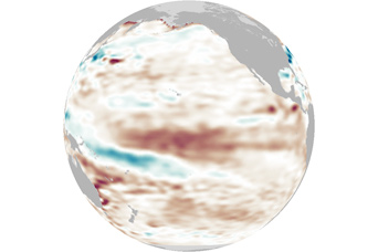 Kelvin Wave Renews El Niño - related image preview