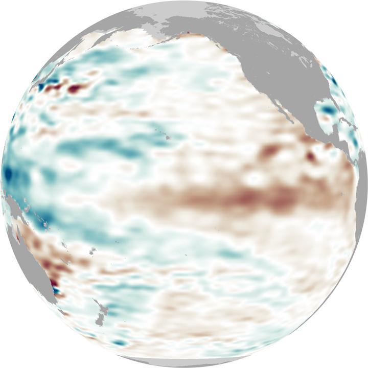 Kelvin Wave Renews El Niño - related image preview
