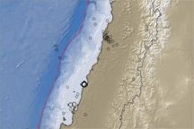 Strong Aftershocks Rattle Chile Following Big Quake