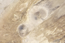 Pakistan Mud Volcanoes