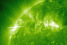 Solar Flare and Coronal Mass Ejection