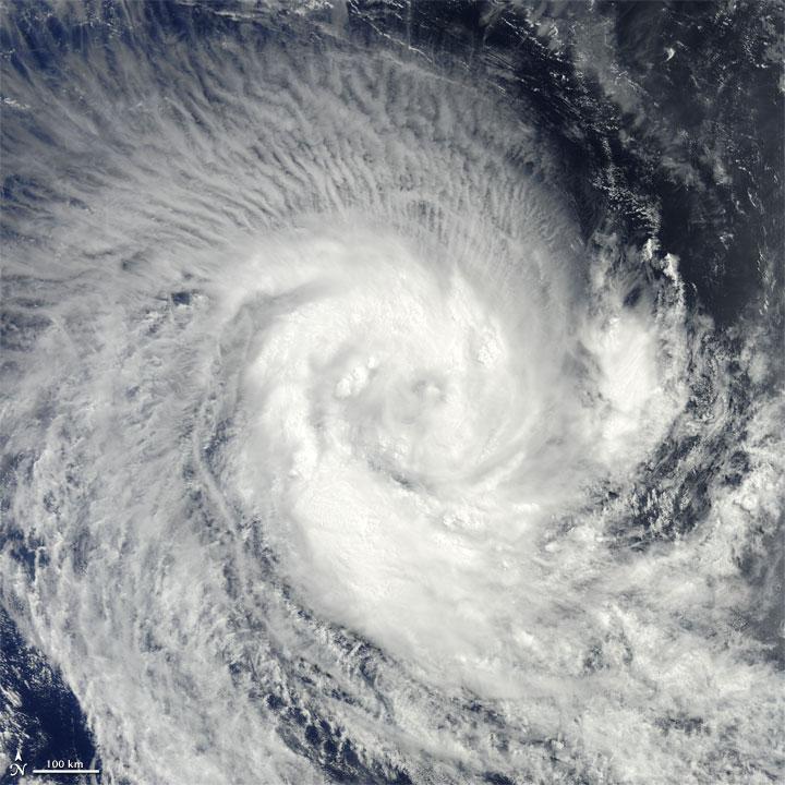 Tropical Cyclone Imani