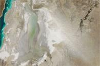 Aral Sea Dust Storm
