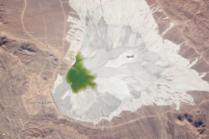 Escondida Copper Mine, Atacama Desert, Chile