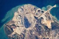 Panian Mine, Semirara Island, Philippines