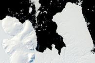 Walgreen Coast, West Antarctica