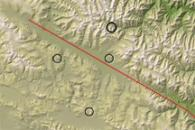 Earthquake on Tibetan Plateau, Qinghai, China