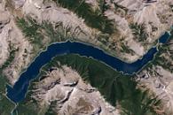 Lake Minnewanka, Banff National Park, Canada