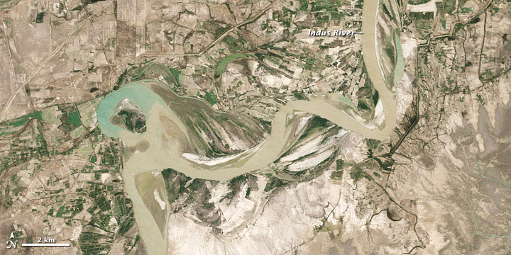 Indus River, Pakistan
