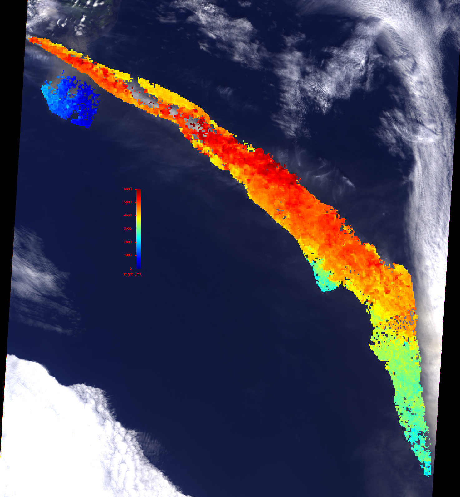 Eruption of Eyjafjallajökull Volcano, Iceland - related image preview