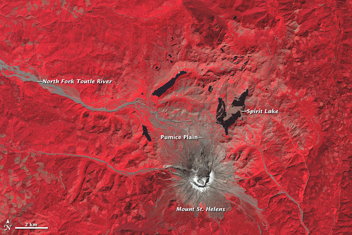 30th Anniversary of the Eruption of Mt. St. Helens