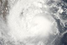 Tropical Cyclone Laila