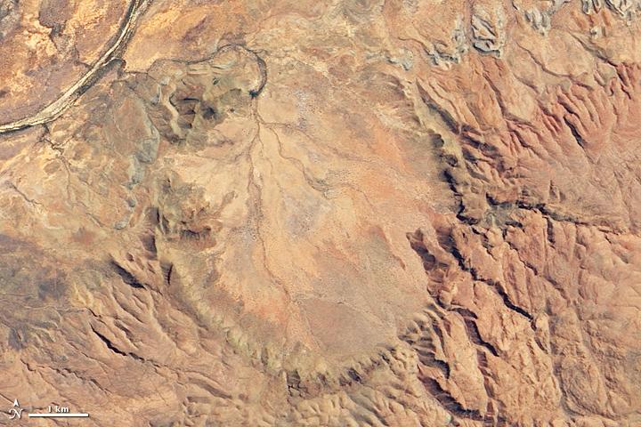 Goat Paddock Crater