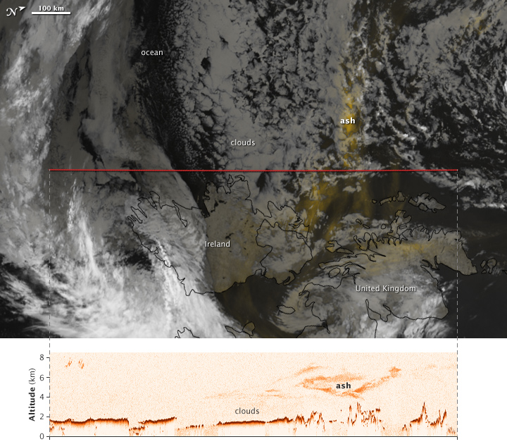 Nighttime Ash Tracking with CALIPSO - related image preview