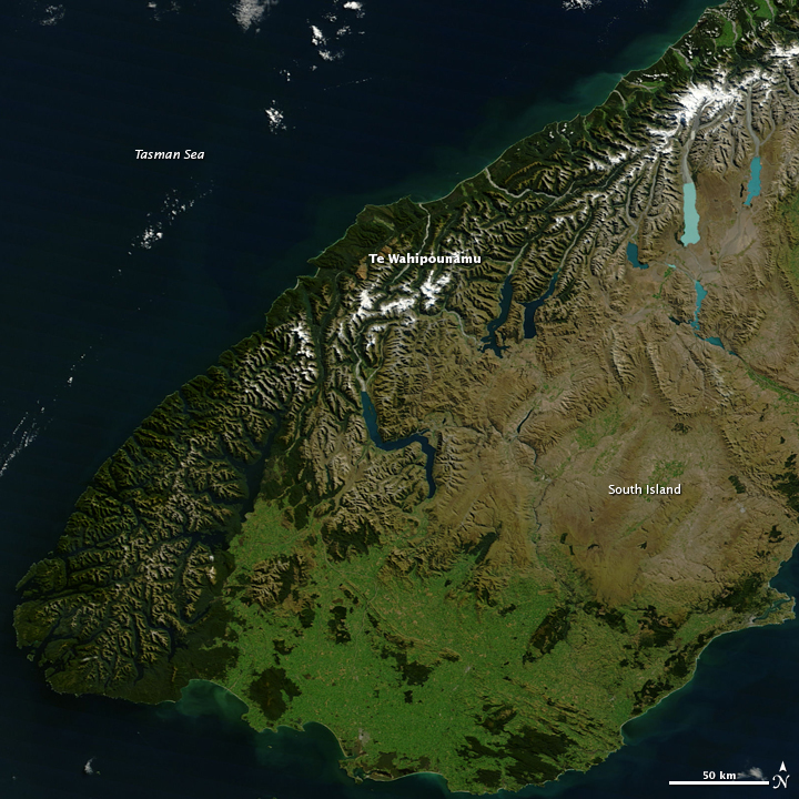 The Greenstone Waters, New Zealand