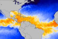 Sea Surface Temperatures at the Start of 2010 Hurricane Season
