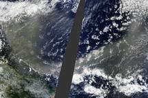 Saharan Dust Crosses the Atlantic