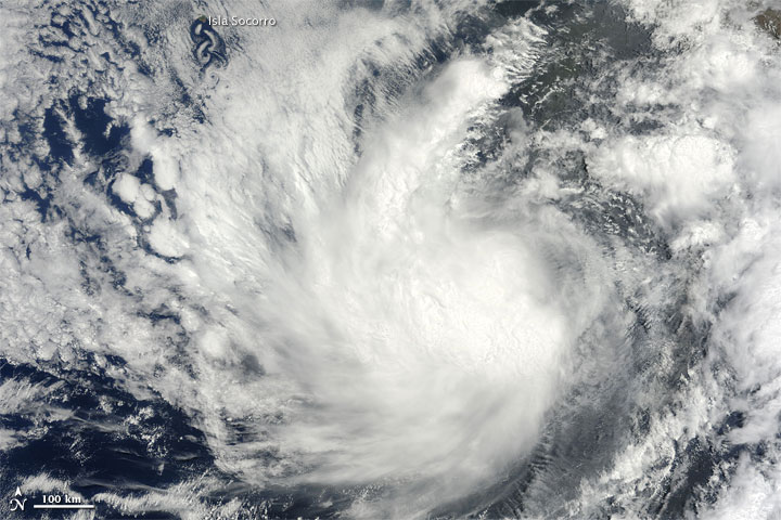 Tropical Storm Blas
