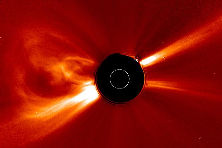 May 2010 Solar Storm
