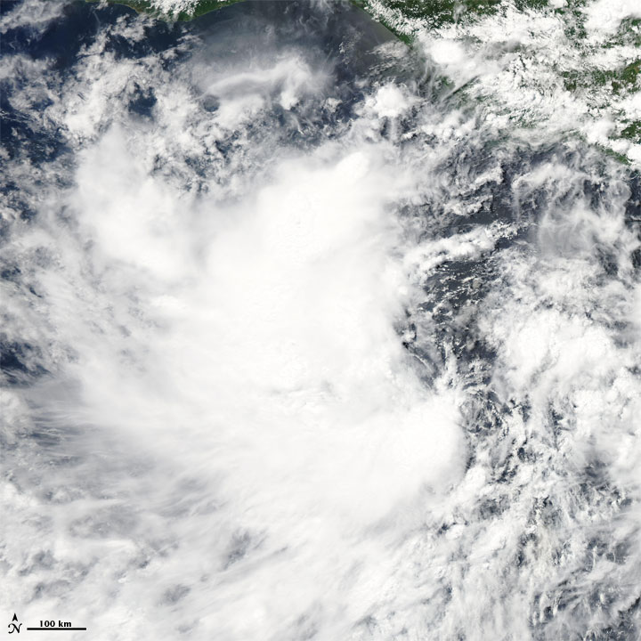 Tropical Storm Darby