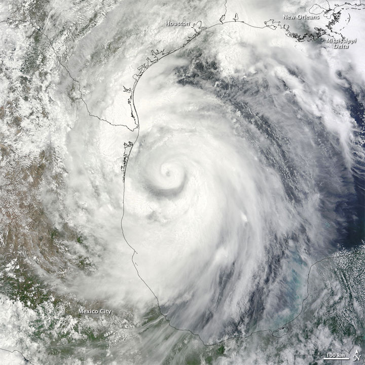 Hurricane Alex: First Atlantic Hurricane of 2010