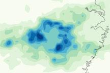 Heavy Rain in China - selected image