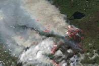 Fires in Saskatchewan