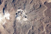 Sabancaya Volcano, Peru