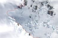 New Map of Antarctica's Icy Edge
