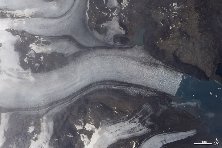 Neumayer Glacier, South Georgia Island