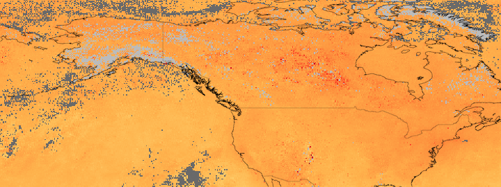 Smoke from Fires in Canada - related image preview