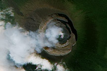 Volcanic Activity at Nyiragongo