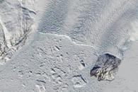 Kong Oscar Glacier, Greenland