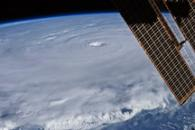 Hurricane Earl - The Astronaut View