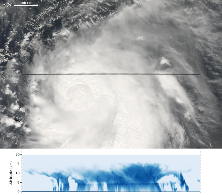 Hurricane Earl Cloud Heights - related image preview