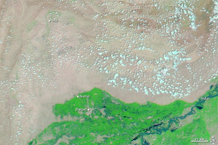 Flooding in Balochistsan