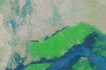 Flooding in Balochistsan