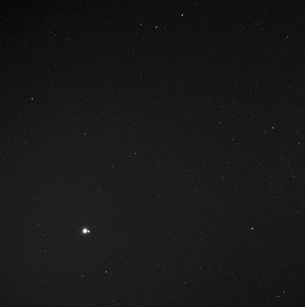 Earth and Moon from Mercury - related image preview