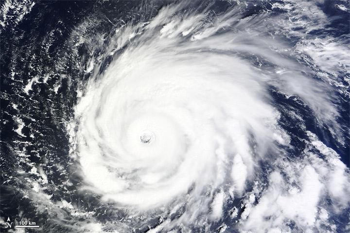 Hurricane Igor