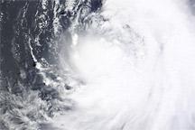 Tropical Storm Fanapi