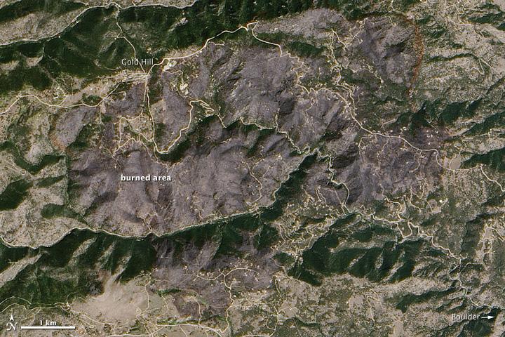 Fourmile Canyon Fire