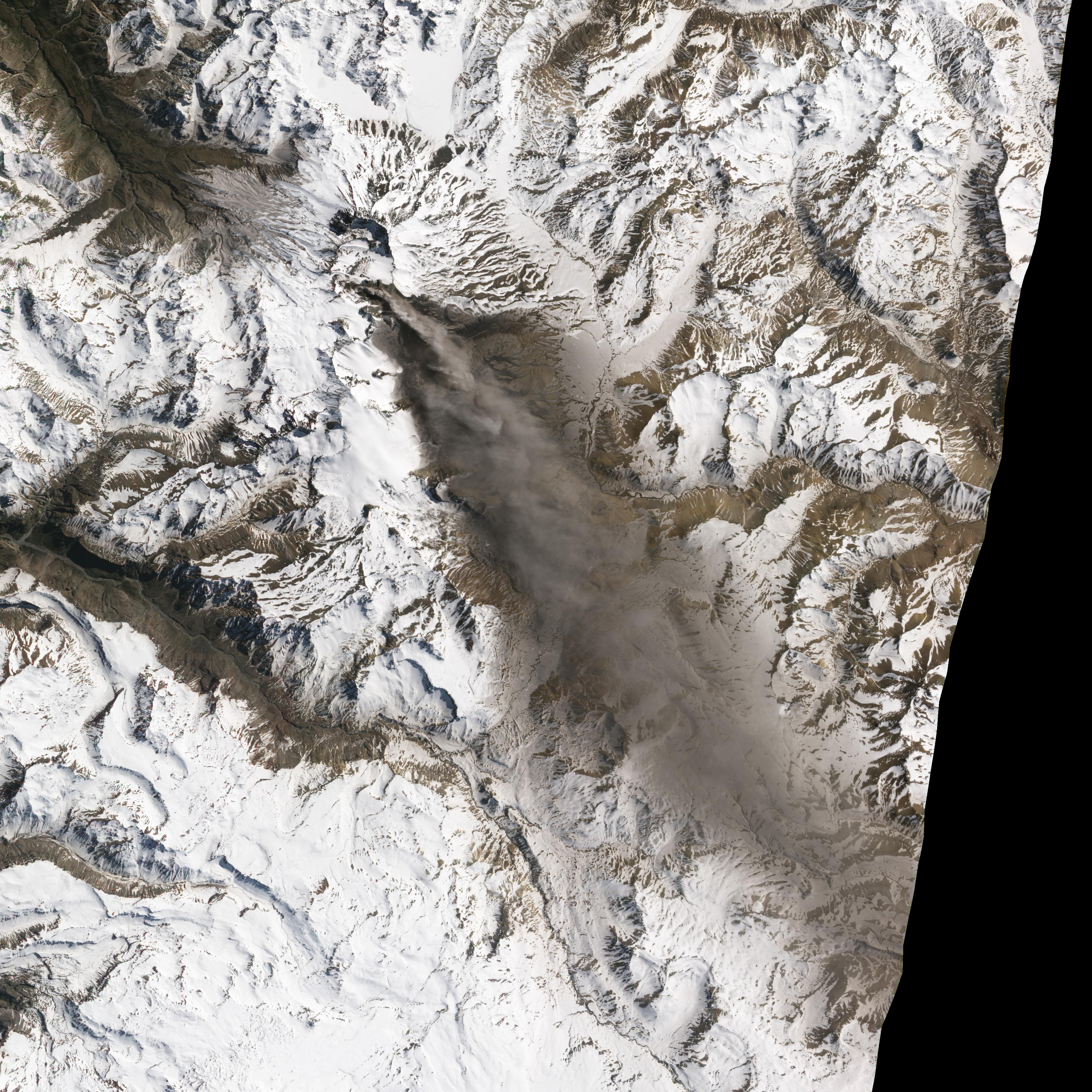 Planchon Peteroa Planchón-peteroa Volcano