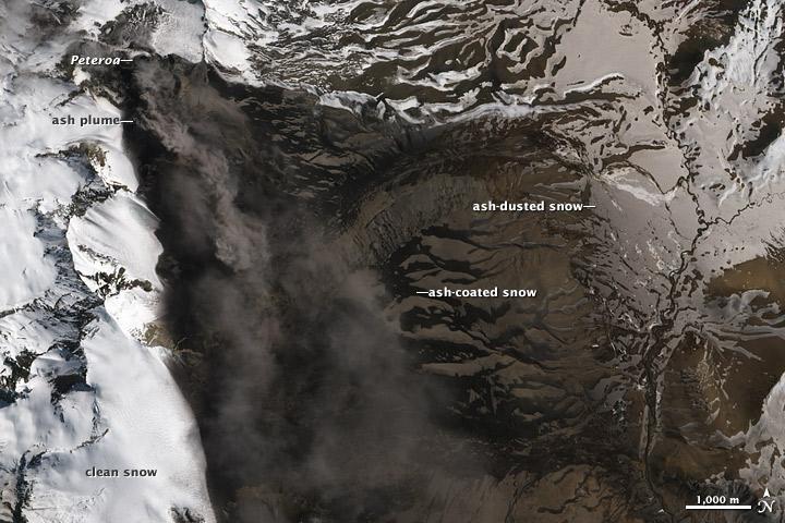 Planchón-Peteroa Volcano