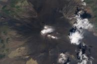 Steaming Mount Etna