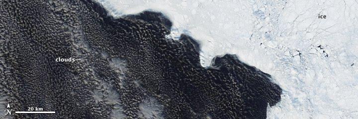 Arctic Sea Ice Minimum for 2010