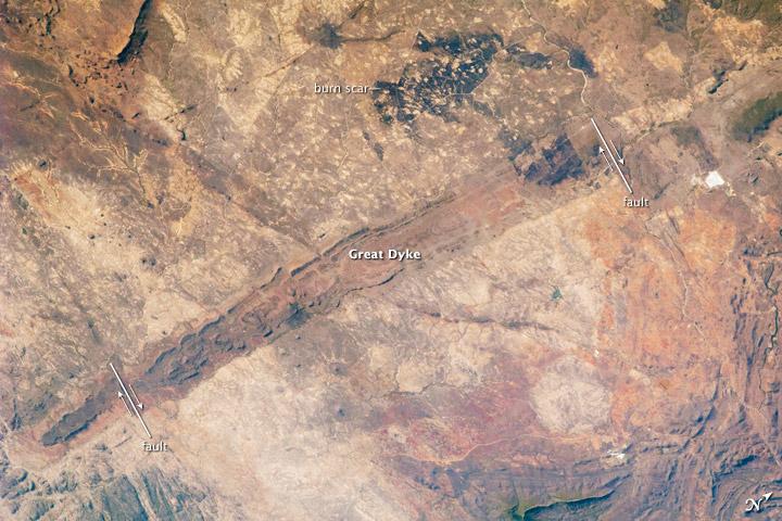 Great Dyke of Zimbabwe