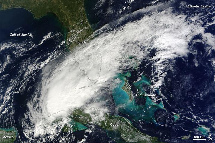 Tropical Storm Paula
