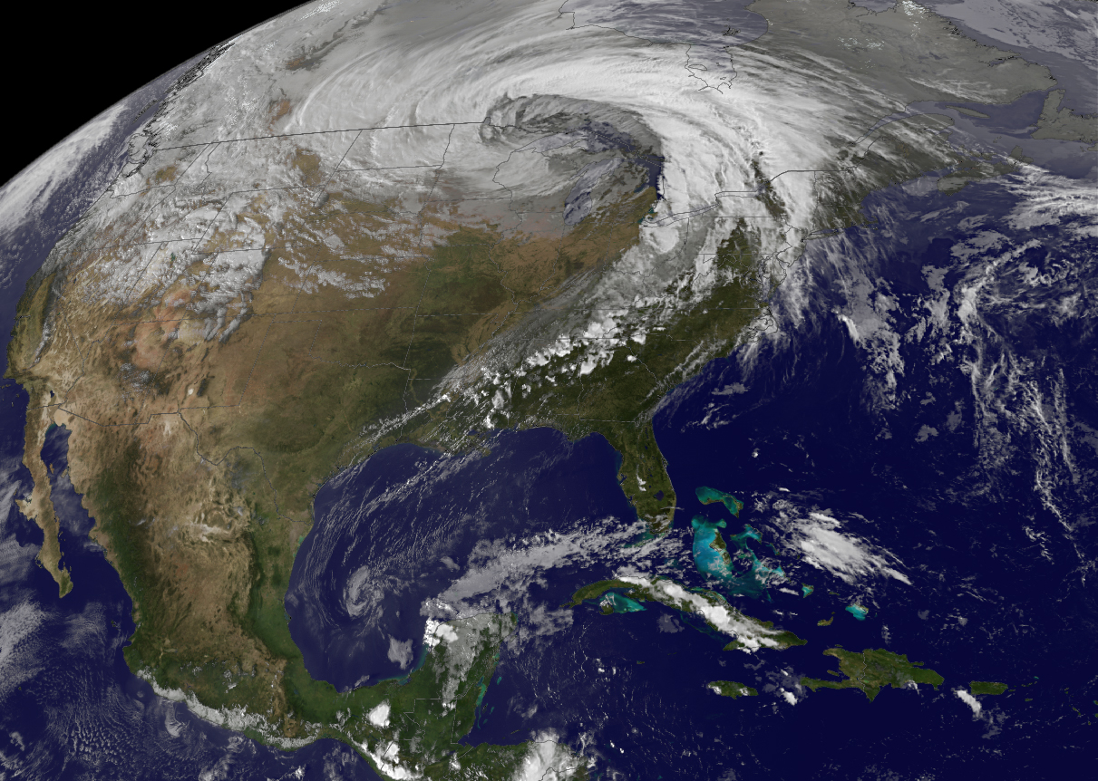 Strong Extratropical Cyclone Over The US Midwest Image Of The Day - Where are cyclones weather map us