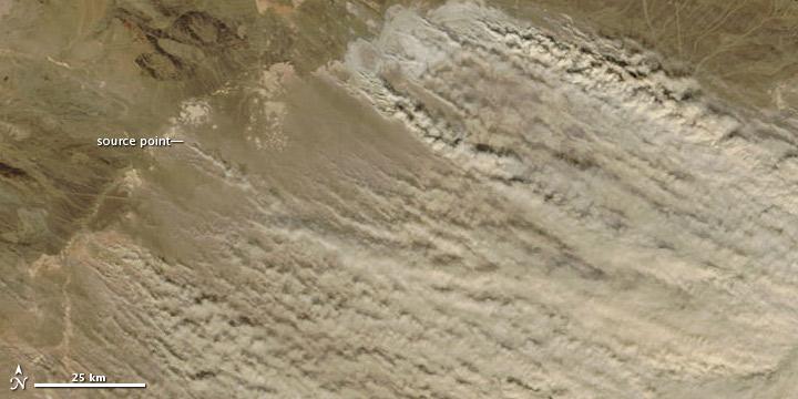 Gobi Dust Storm